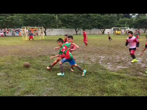Nikkei FC U10 Fiesta Ng Tagum Invitational Football Game Full Game 3