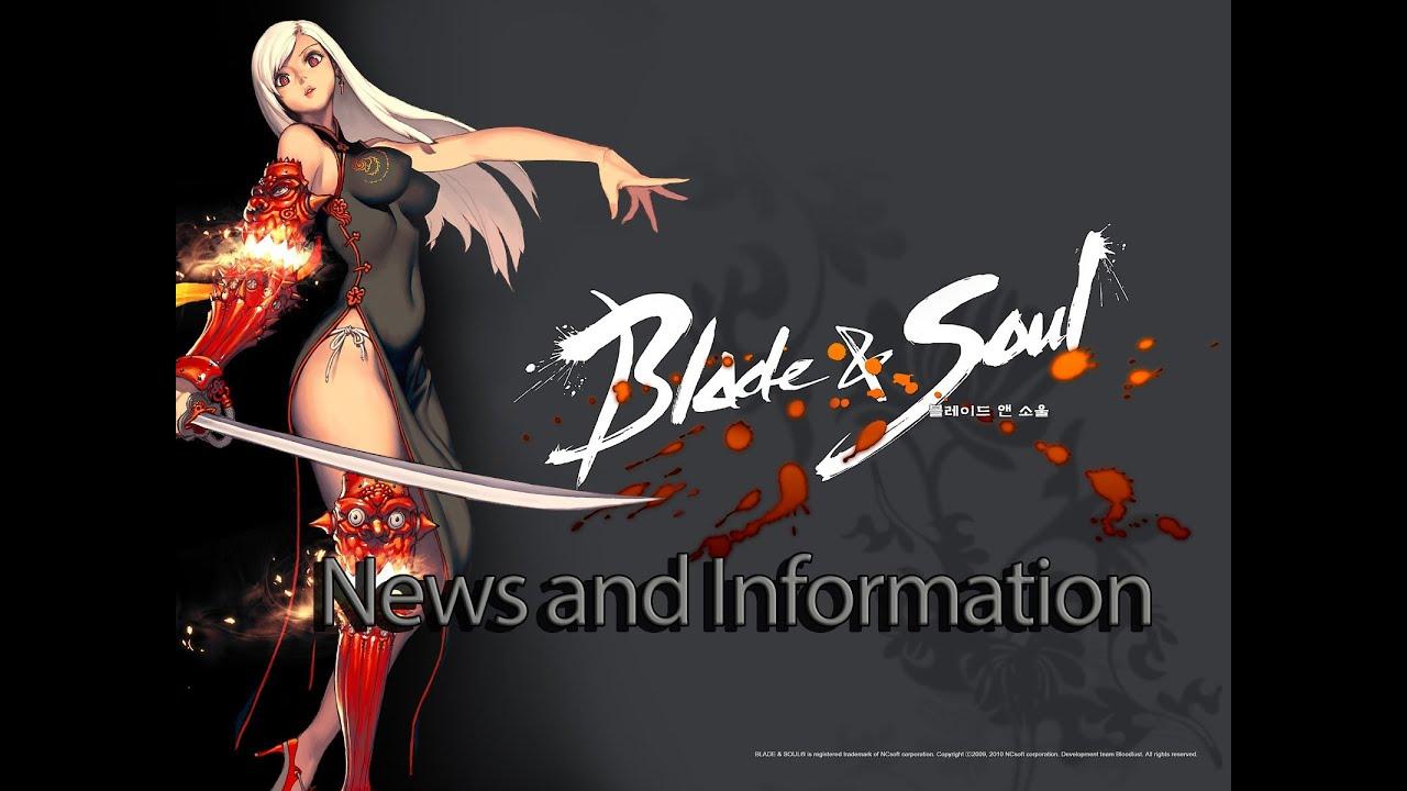 חדשות Hd: Blade And Soul Gameplay HD