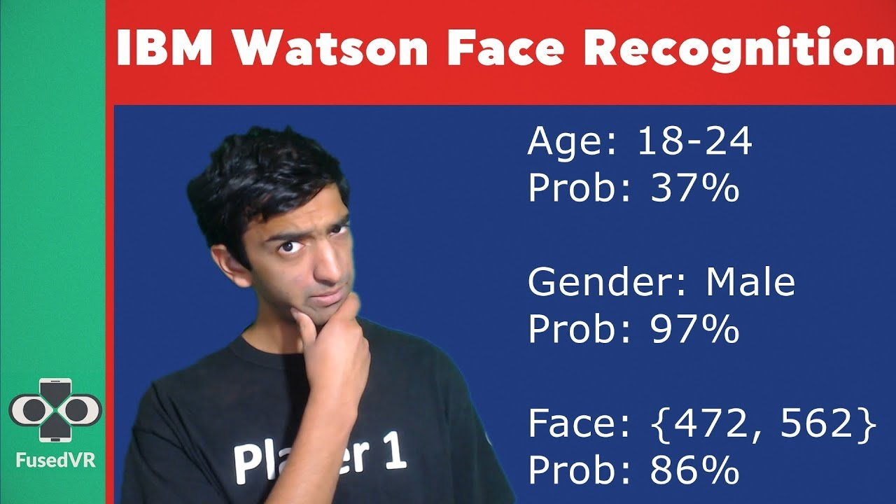 Face Recognition with IBM Watson SDK in Unity 2017!