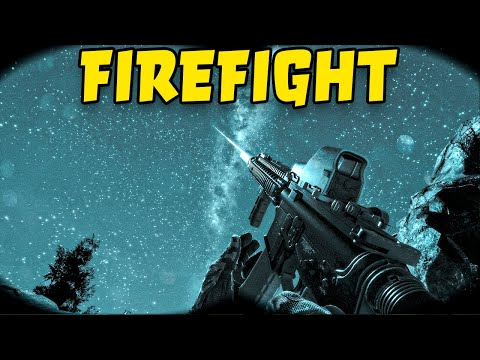 INTENSE Nighttime Firefight! - Insurgency Sandstorm - No Commentary [2021] |