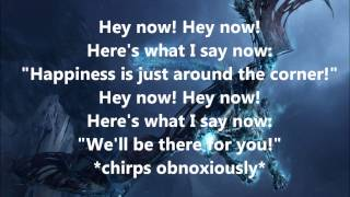 [Crazy Frog] We Like to Party (LYRICS)