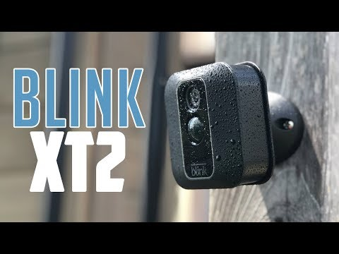 Blink XT2 Weatherproof Outdoor Home Security Camera Review