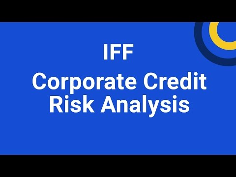 Corporate Credit Risk Analysis Training Course
