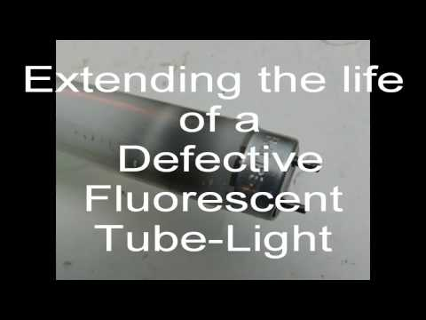 Extend Tube Light Life