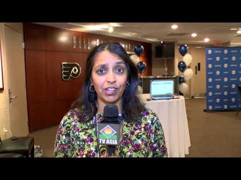 Indian American Heritage Night at the Sixers   AICC   Philadelphia   Part 2