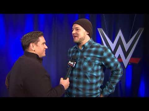 WWE SMACKDOWN: Matt Galka's one-on-one with Baron Corbin