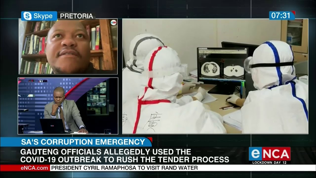 R30m e-government communications technology tender questioned - eNCA