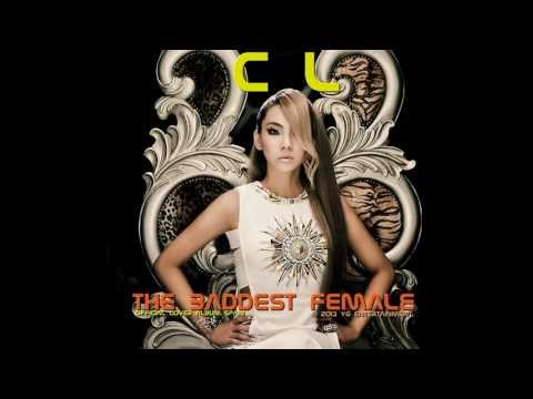 CL - THE BADDEST FEMALE (OFFICIAL AUDIO)