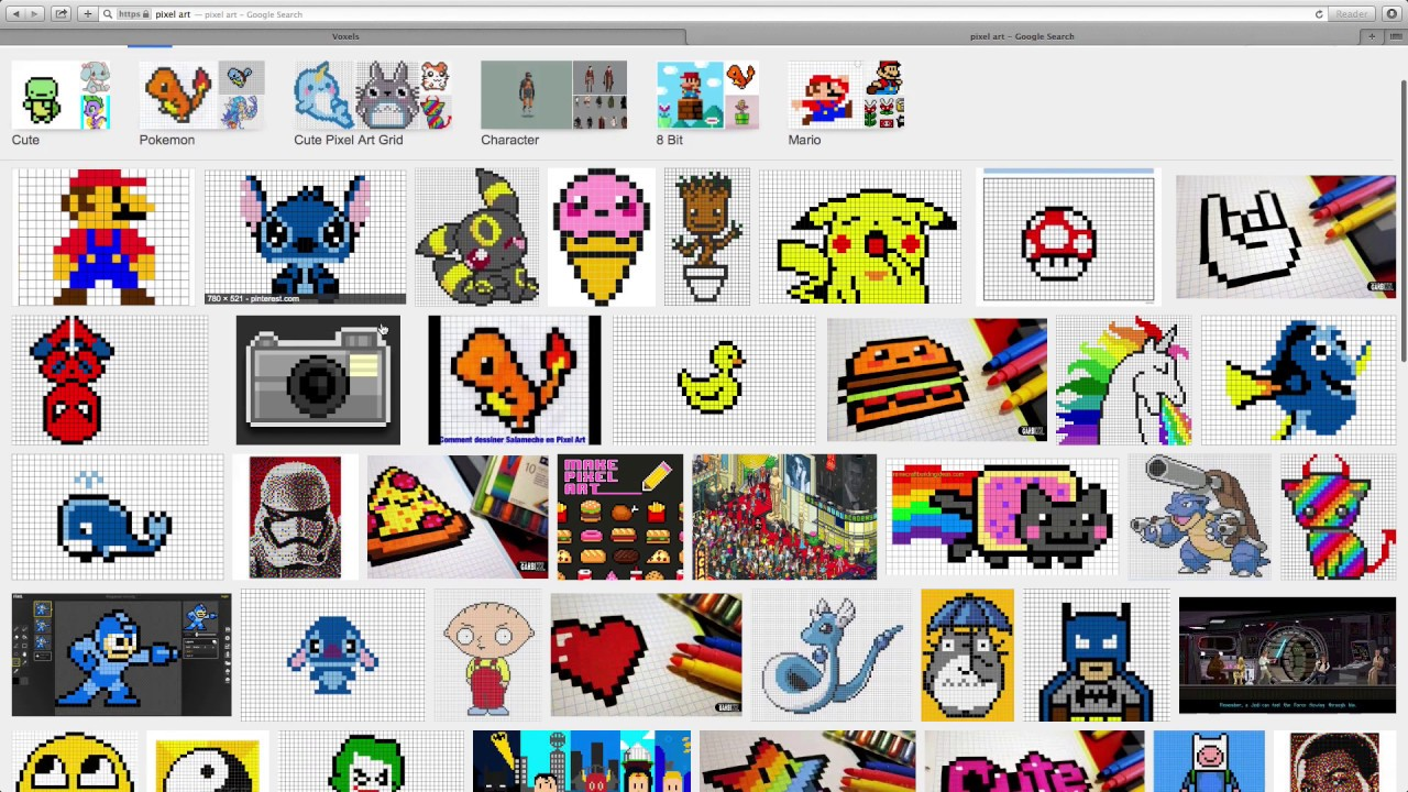 Google voxels mrdoob