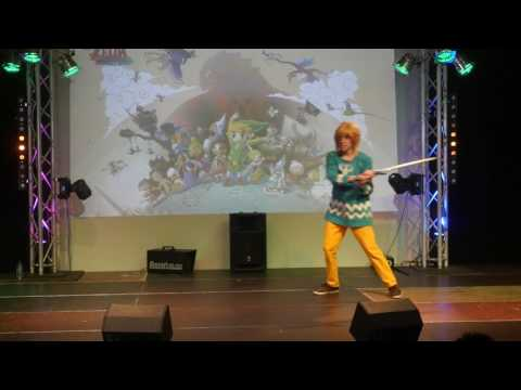 related image - Japan Party 2017 - Cosplay Samedi - 05 - Link