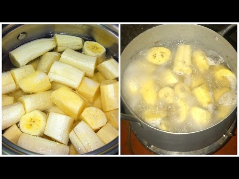 How To Make Banana Tea For Restful Sleep (Natural Sleep Reme