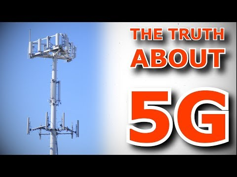 Geek Therapy Radio - The Truth About 5G