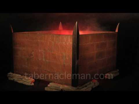 Altar of Burnt Sacrifice of the Tabernacle Exodus 38:1-7 Scripture Reading