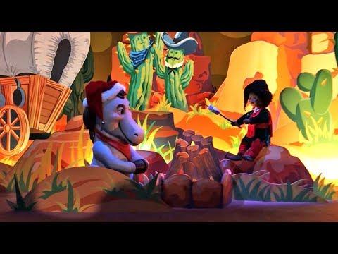 It's A Small World Christmas Holiday Celebration - Disneyland Paris (Christmas Season 2017-2018)