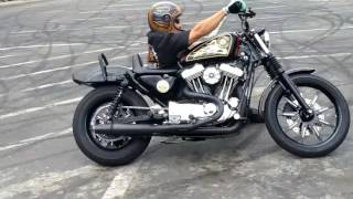 Harley Davidson Stunt Show