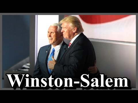 LIVE Stream: Donald Trump Rally in Winston-Salem, North Carolina FULL SPEECH HD STREAM (7-23-16)