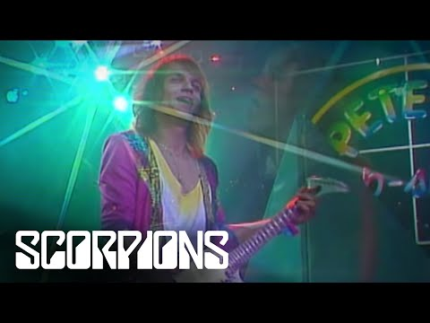 Scorpions  Still Loving You  Peters Popshow 30111985