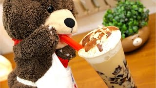 Download Coffee Jelly frappe ぷるぷるコーヒーゼリーフラッペ #169 Mp3 and Videos