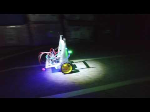 Light Racer Robotics Summer Camp 2017 - EG Robotics