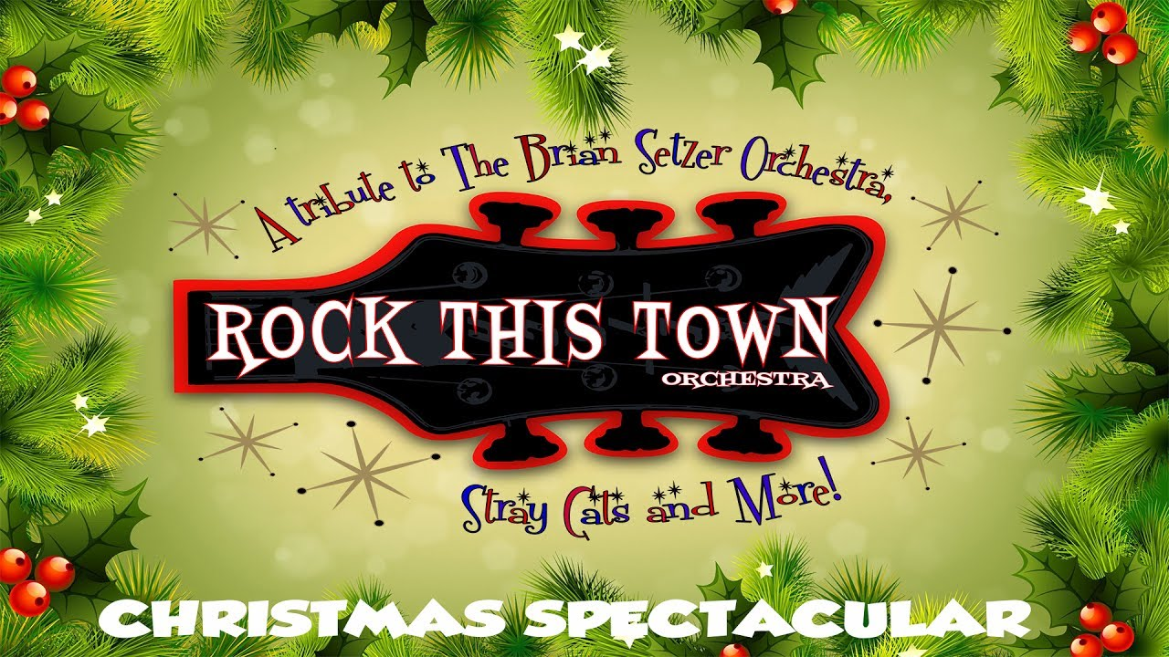 Rock This Town Orchestra Christmas Spectacular - YouTube