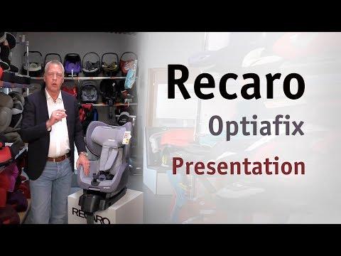 Recaro Optiafix | Car Seat Presentation By Christian Fischer