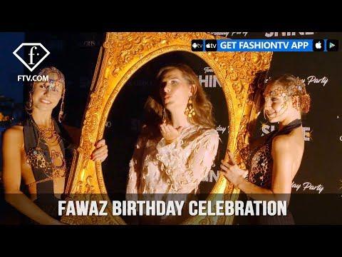 Fawaz Birthday celebration - Cala di Volpe Hotel Porto Cervo | FashionTV