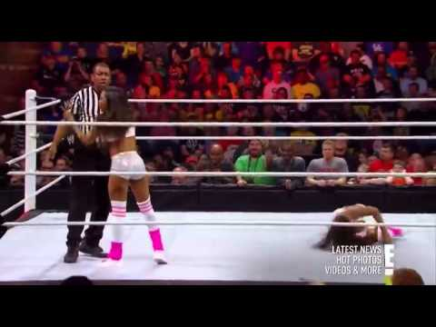 WWE Total Divas Season 1 Episode 2 8/4/13 Part 1/4 Teil 2 Travel Video