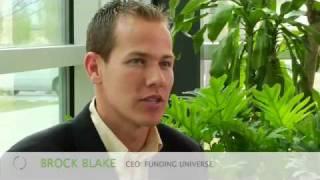 FundingUniverse SpeedPitch Event -- Angel Investors