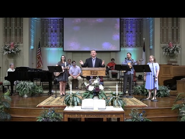 Mother's Day Service at First Baptist Thomson, Streaming License 201531172