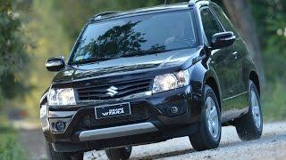 Suzuki Grand Vitara II рестайлинг