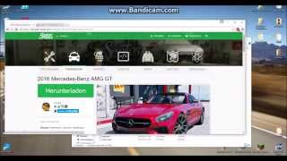 GTA 5 - Auto Mods Installieren Deutsch / Real Car Mods - Mercedes AMG GT