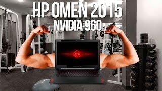 Hp omen 2015 Nvidia 960m Review (español)