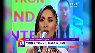 YANET BUTRON Y SU BANDA KALIENTE 2021 - TE APROVECHAS DE MI (en QNMP)