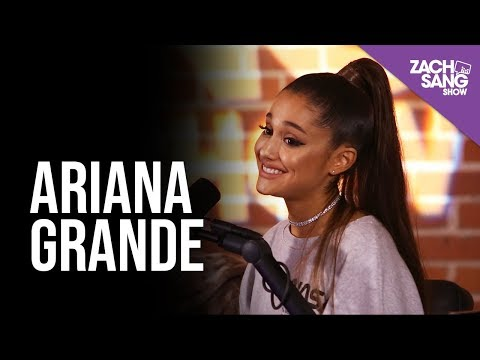 Ariana Grande Talks Sweetener Pete Davidson & Nicki Minaj