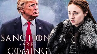 Right Winger Makes CRINGEY Trump Game of Thrones Fanfiction
