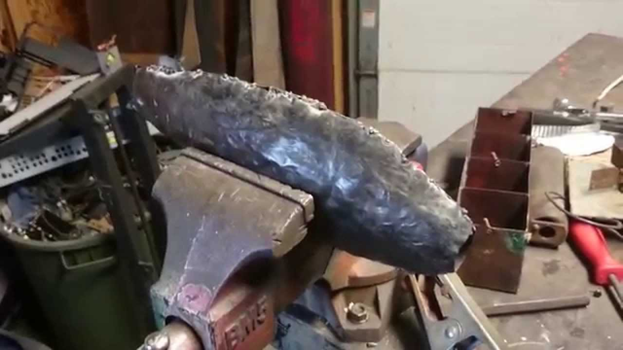 How To Make A 3d Metal Fish Sculpture Youtube