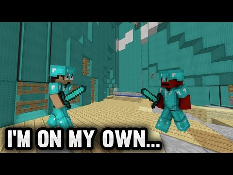 I'M ALL ALONE FOLKS! | Minecraft Factions