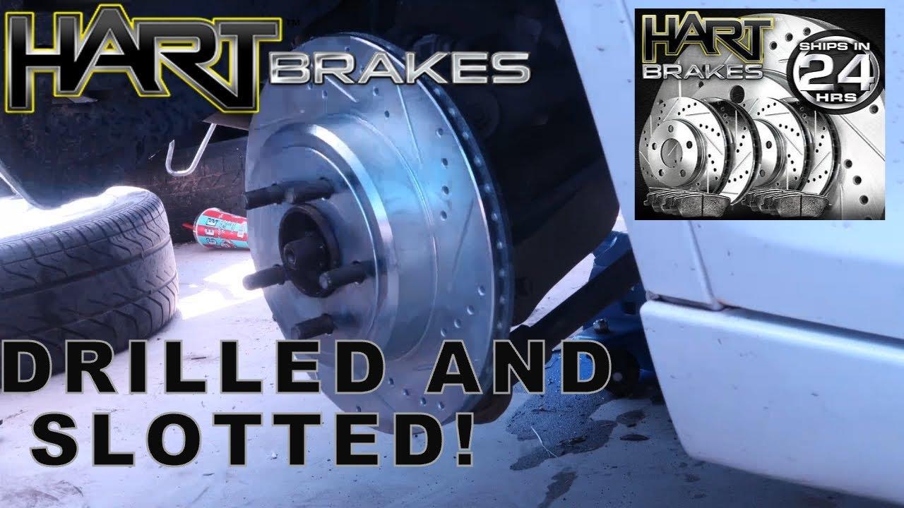 2 X REAR BRAKE DISC /& SEMI-METALLIC PADS FOR HUMMER H3 2006-2010 /& H3T 2009
