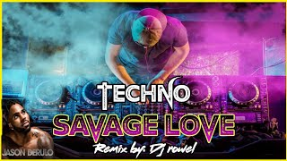 Savage Love TechnoMix
