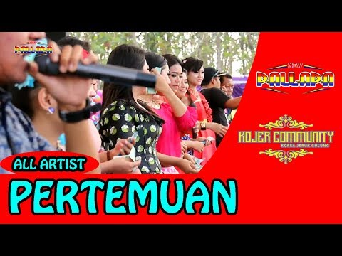 Pertemuan All Artist New Pallapa Live Kojer Community