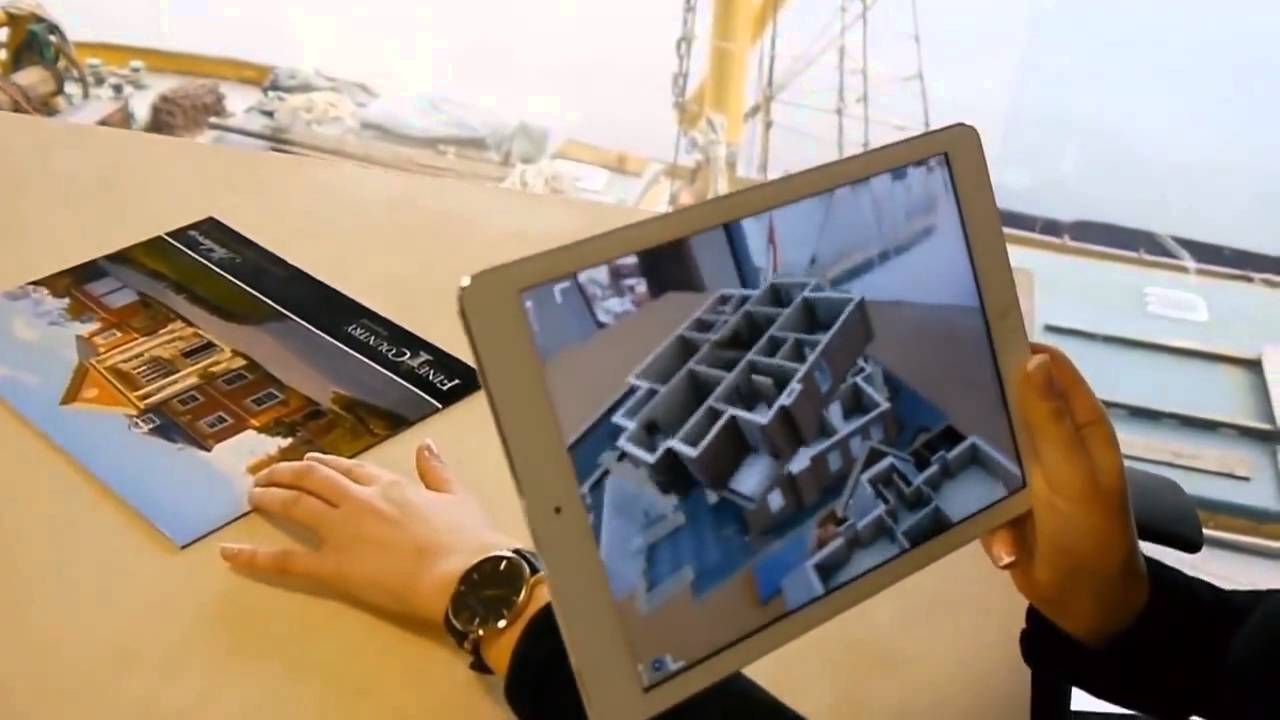 Image result for Augmented Reality in Real Estate
