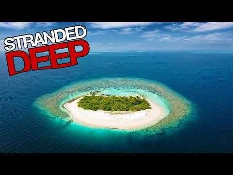 WE FOUND TREASURE ISLAND | Stranded Deep | Survival Vacation Ep.3