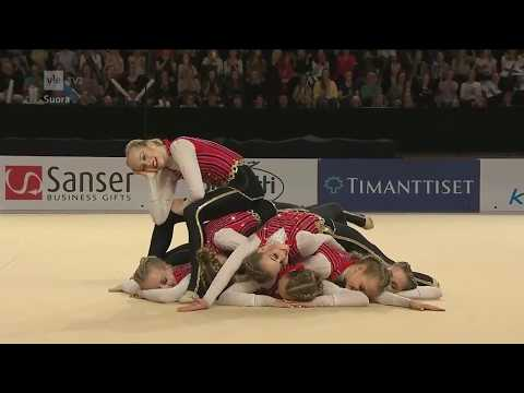 OVO Jr Team FIN Final - AGG World Championships 2017 Helsinki