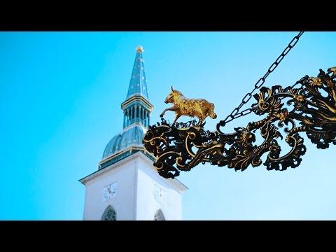 I LOVE BRATISLAVA! | VLOG 04