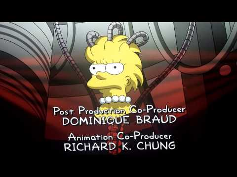 Simpsons Star Trek parody Ep10 S26
