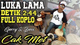 Gambar cover LUKA LAMA - DETIK 02:44 FULL KENDANG KOPLO KY AGENG CAK MET NEW PALLAPA