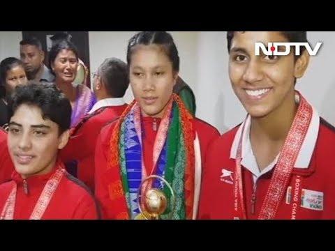 Indian Boxing's Golden Girls