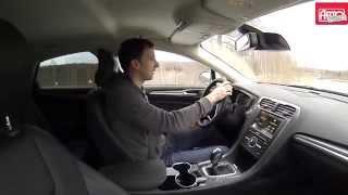 Новый Ford Mondeo на спринт-тесте Авторевю(Корреспондент Авторевю Владимир Мельников тестирует новый Ford Mondeo. Внимание! Комментарий компании Ford в..., 2015-04-03T10:30:03.000Z)