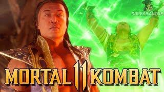 "IT HAS BEGUN! First Time Playing Shang Tsung! - Mortal Kombat 11: ""Shang Tsung"" Gameplay"