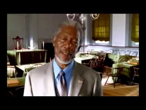 Declaration of Independence Intro - Morgan Freeman